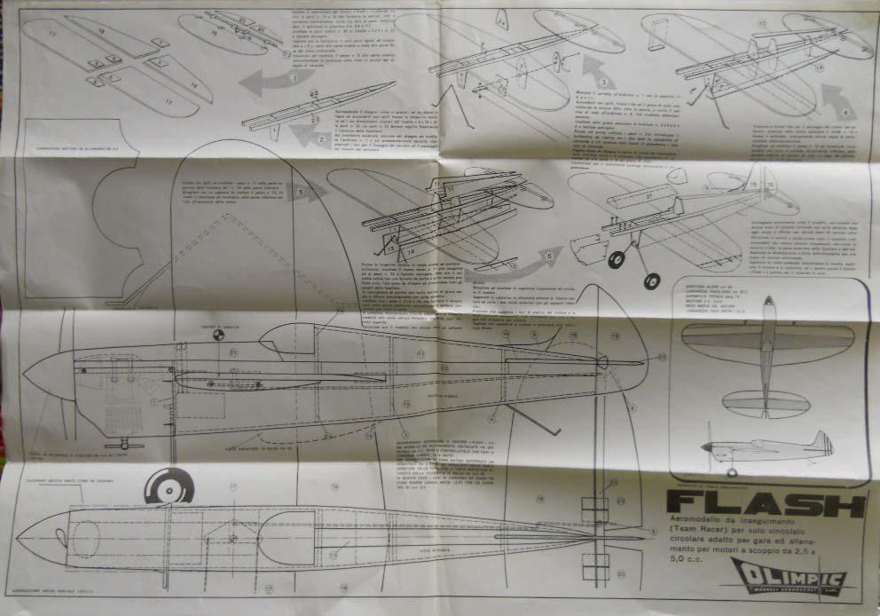 Piani di costruzione per aeromodelli lo gnomo hobby for Come disegnare piani di costruzione