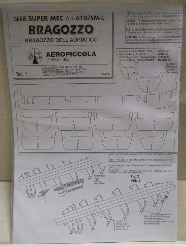 Piani di costruzione per modellismo navale lo gnomo for Come disegnare piani di costruzione